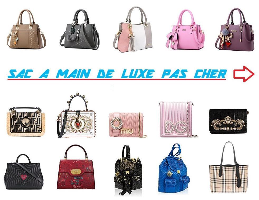 b20acd9034 SOLDES !!! SAC A MAIN DE MARQUE DE LUXE PAS CHER !!! Marques De Luxe ...